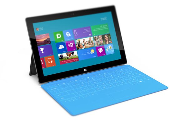 "Microsoft ""surface"" tablet"