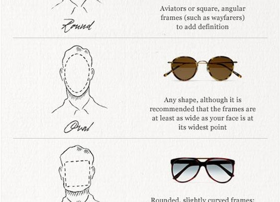 Choose the Perfect Pair of Sunglasses