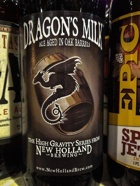 New Holland Dragon's Milk Stout