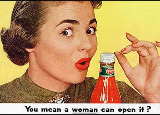 20 of the Most Sexist Vintage Adverts