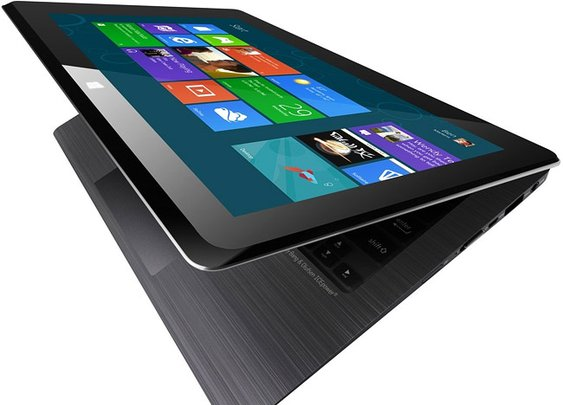 Asus Taichi Ultrabook Tablet | Gear Patrol
