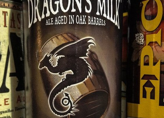 New Holland Dragon's Milk Stout - Gentlemint