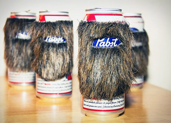 Beard Coozie | Uncrate