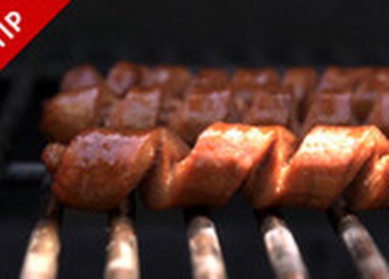 Why You Should Spiral-Cut Your Hot Dog for Grilling