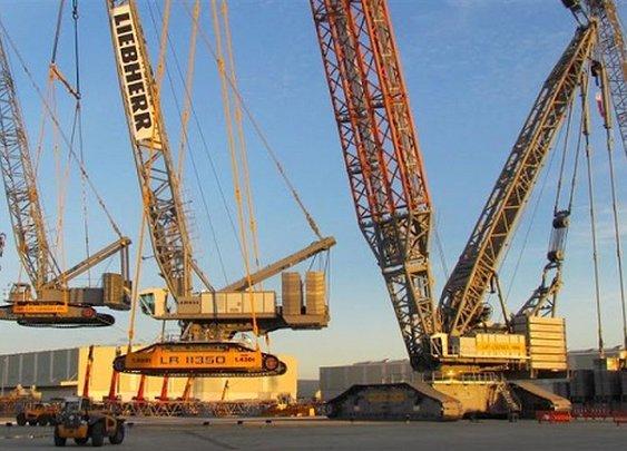 The crane dance