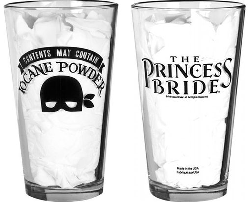 The Princess Bride Pint Glass