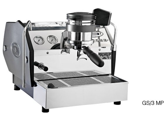 GS/3 Espresso Machine... Legit.