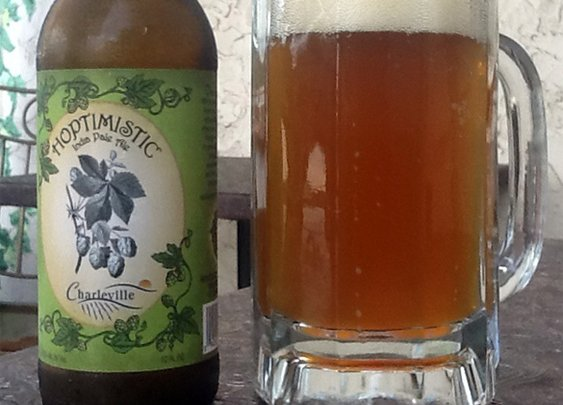It's All About the Beer: Hoptimistic IPA | Fayetteville Flyer - News, Art & Life
