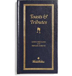 Brooks Brothers Toasts & Tributes by John Bridges and Bryan Curtis Hardcover Book | MR PORTER