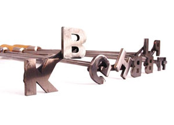Brand your meat! Branding Irons