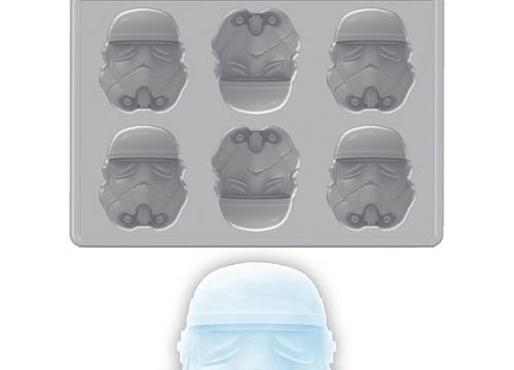 Star Wars Stormtrooper Silicone Tray