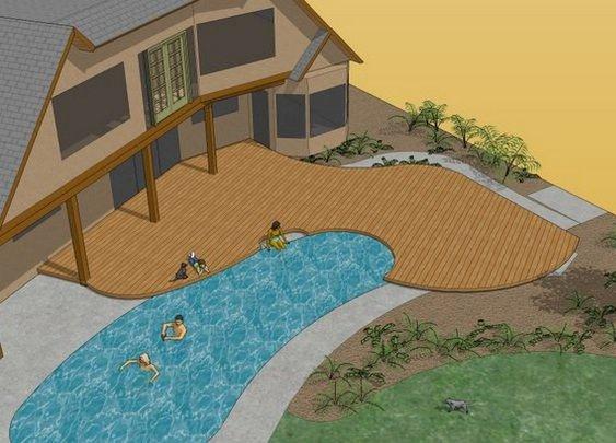 Deck Designs - Patio Ideas and Garden Decoration