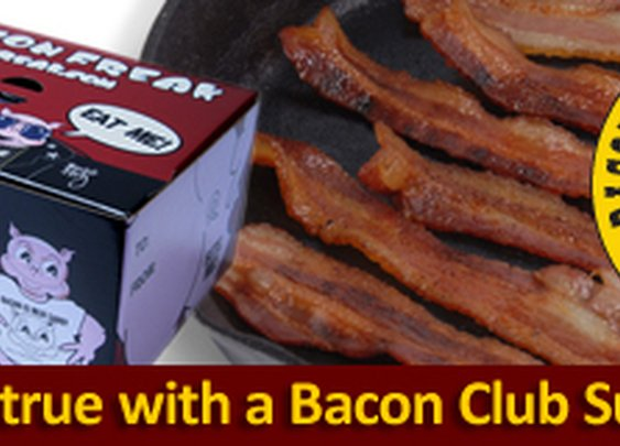 Bacon Freak - Gourmet Bacon, Gifts, Snacks, Clothing & Fun