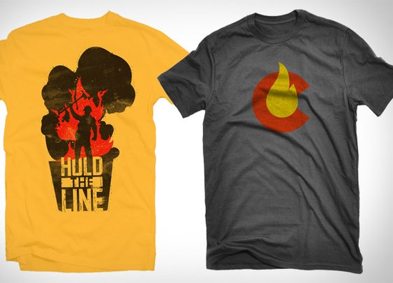 Colorado Wildfire T-Shirts | Uncrate