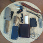 EDC gear with plenty of paracord