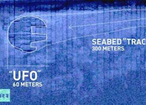 Is Baltic Sea 'sunken UFO' a scam?