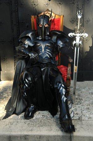 Medieval Batman Armor