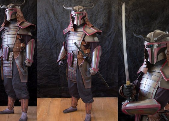 Boba Fett Shogun Armor