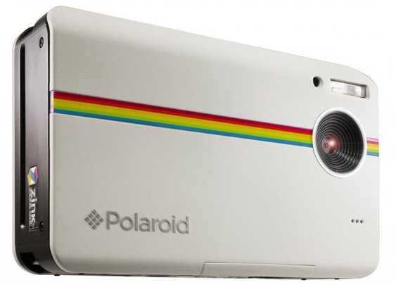 Polaroid Z2300 Combines Digital Photos and Instant Prints