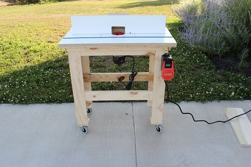 How to Build a Router Table - One Project Closer