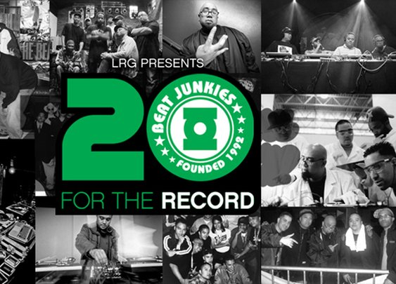 The Beat Junkies: For the Record