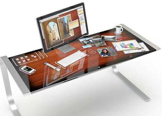 iDesk Concept Workstation  | Headlines & Heroes