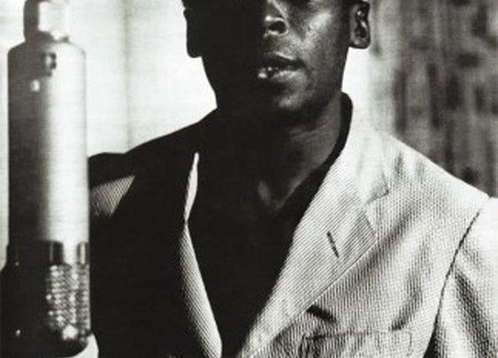 Miles Davis in Seersucker