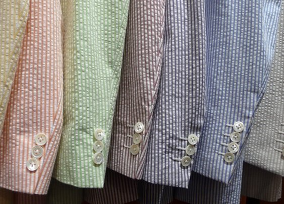 Seersucker Guide - The Fabric, The Jacket / Suits & Its Origins