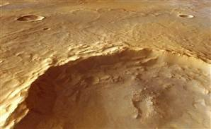 New proof of water on early Mars
