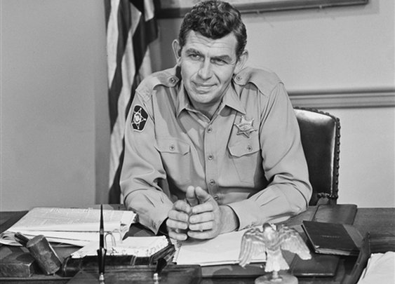 Report: America's sheriff Andy Griffith dead at 86 - TODAY Entertainment