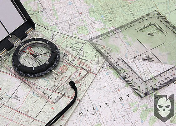 How to Read a Topographic Map | The Art of Manliness
