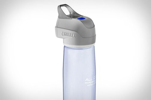 Camelbak All Clear UV Purifying Water Bottle   Uncrate