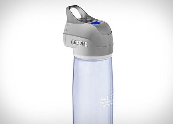 Camelbak All Clear UV Purifying Water Bottle | Uncrate