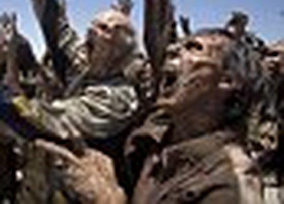 Detroit Zombie Apocalypse | Mail Online