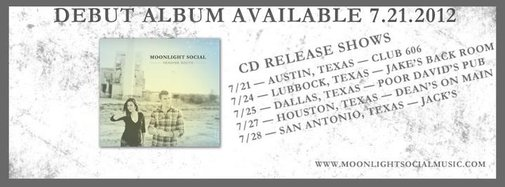 Moonlight Social Debut Album