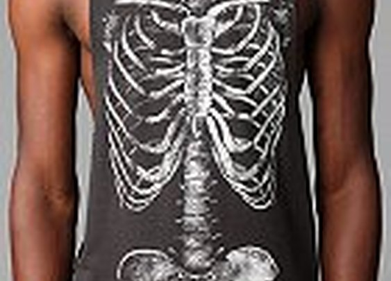 UrbanOutfitters.com > Deter Rib Cage Tank Top