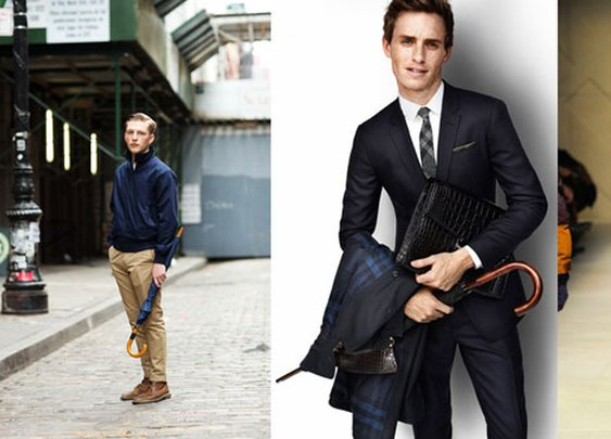 How to beat the rain in style | Effortless Gent