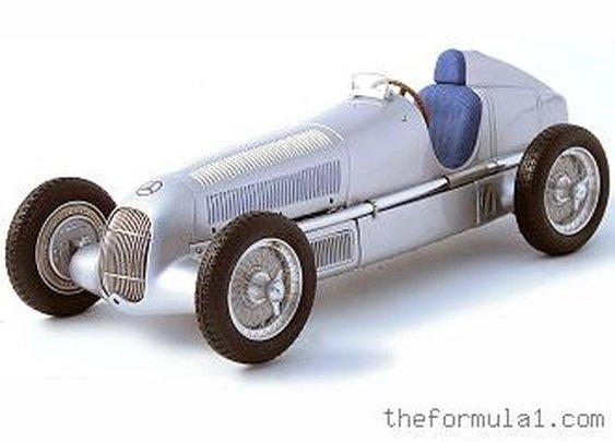 Mercedes-Benz W25 (1934)