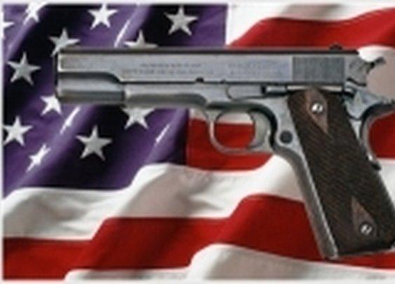 Four Guns for the Twenty First Century Patriot