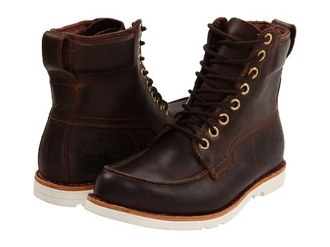 Timberland Earthkeepers 2.0 Moc Toe Boot Dark Brown Smooth - Zappos.com Free Shipping BOTH Ways