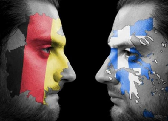 Blitzkrieg! Germany and Greece Square off