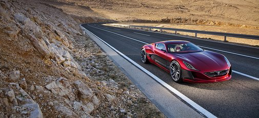 Introduction to Concept_One - Rimac Automobili