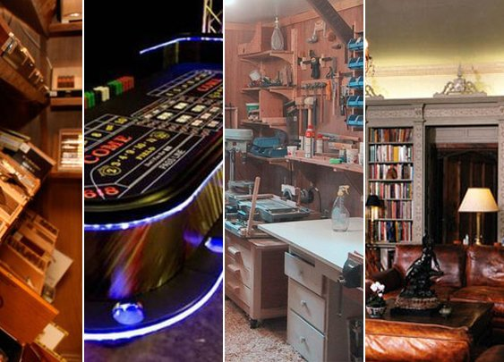 9 Awesome Man Cave Alternatives | MadeMan.com