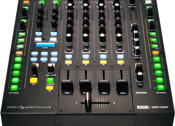 Sixty-Eight Mixer for Serato Scratch Live