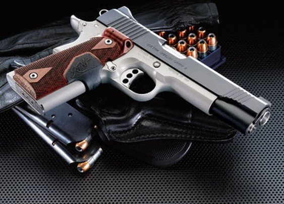Kimber America |  Crimson Carry .45 ACP Pistols