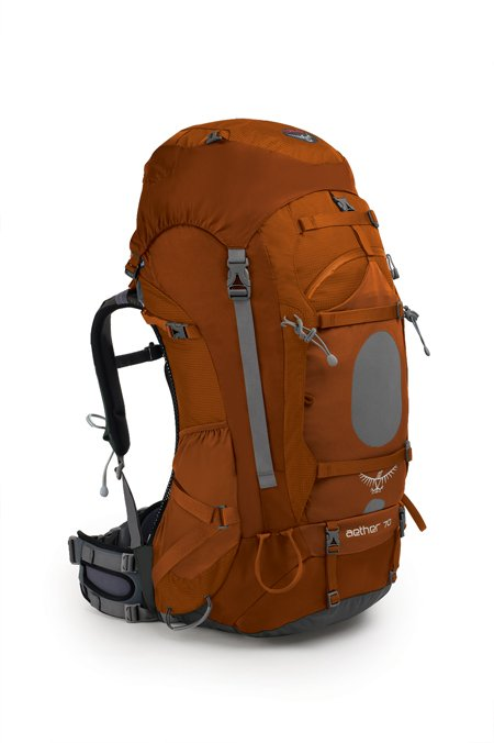 Aether 70 - Osprey Packs, Inc :2012: Official Site