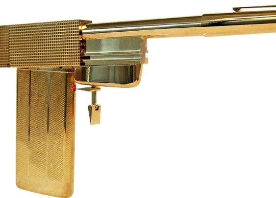 Scaramanga's Golden Gun