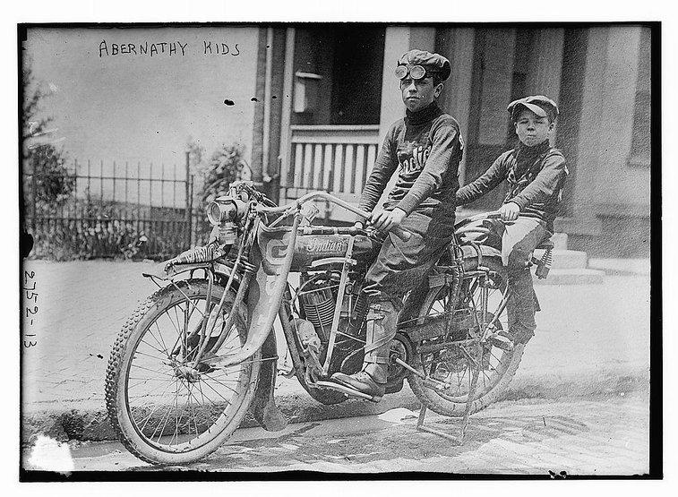 Louis Abernathy and Temple Abernathy
