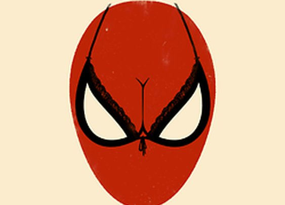 Spider-Man's Mask or....