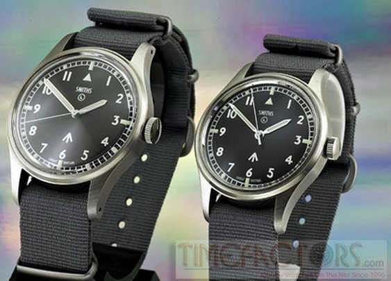 Smiths Military Watch PRS29 review from Watcharama